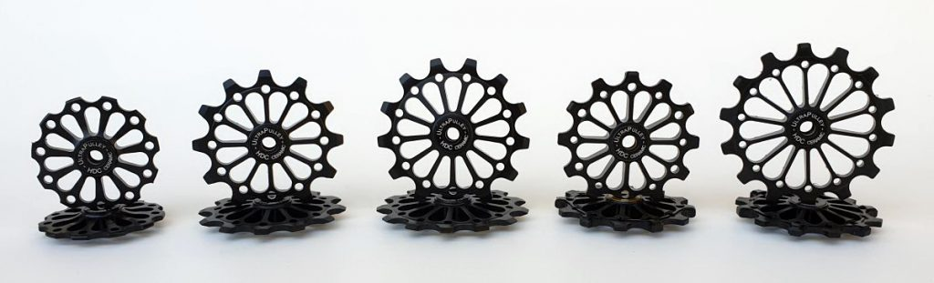 Jockey Wheels